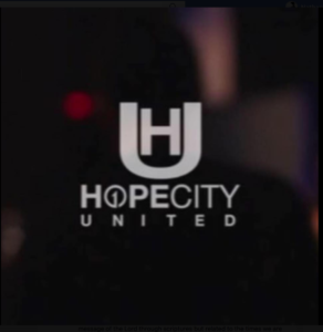 Hope City United Logo