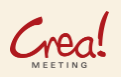 CREA! Meeting Logo